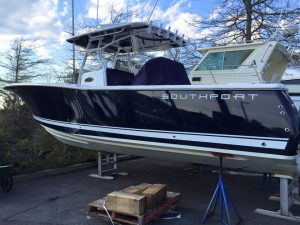 custom boat detailing massachusetts